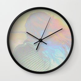 Woman N82 Wall Clock