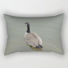 Swimming Away Rectangular Pillow