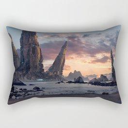 Menhir Station Rectangular Pillow
