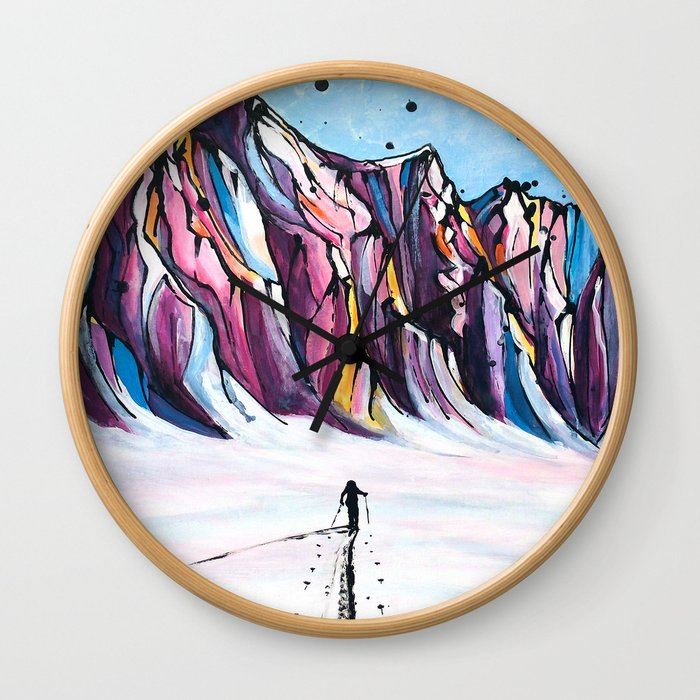 Solo Stoke Wall Clock