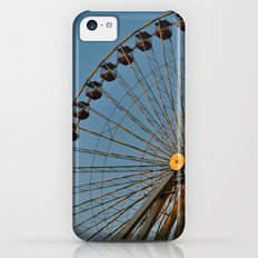 Ferris Wheel - Chicago Slim Case iPhone 5c
