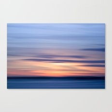 Painting the sky Canvas Print