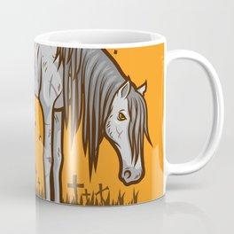 The Hangman's Horse Coffee Mug