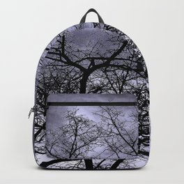 Purple Escape Backpack