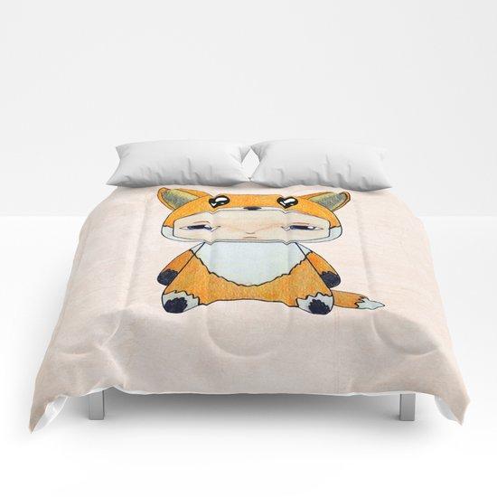 A Boy - Fox Comforters