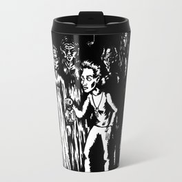 A step into Oblivion Travel Mug