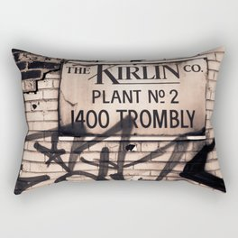Plant No. 2 Rectangular Pillow