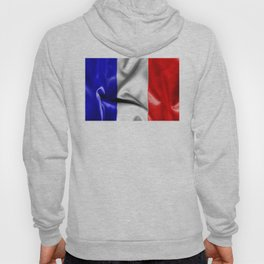 France Flag Hoody