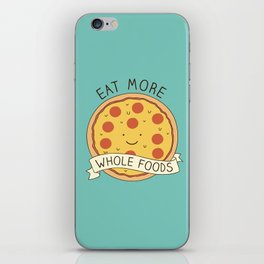 Whole foods! iPhone Skin