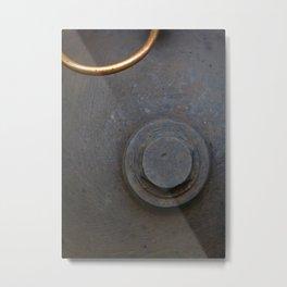 Materia 3 Metal Print