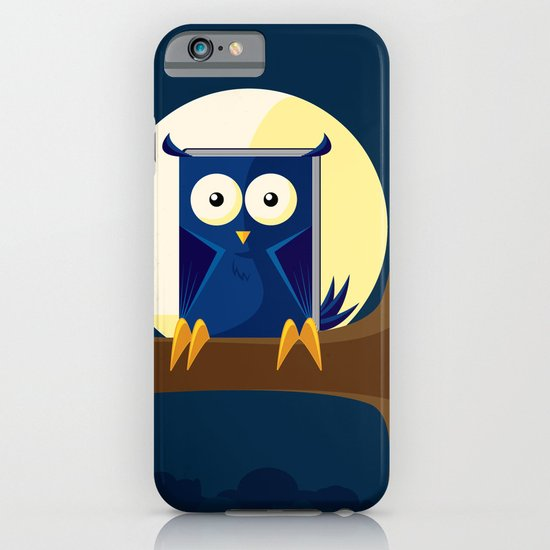 Book Owl iPhone & iPod Case