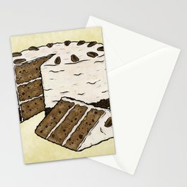 H is for Hummingbird Cake Stationery Cards