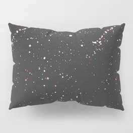 Colorful Ink Splatter 0016 Pillow Sham