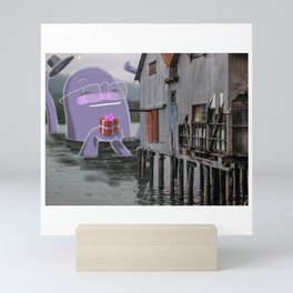 Dear Shed, I Love You Mini Art Print