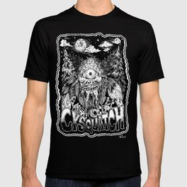 cysquatch T-shirt