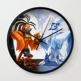 Mondo Steamage Wall Clock