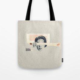 Torn Around - ck Tote Bag