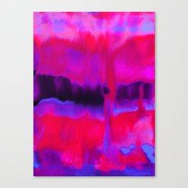 Undertow (Inverse) Canvas Print