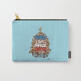 MAUDITE POUTINE Carry-All Pouch