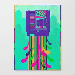BLOW ME / [2.22.14] Canvas Print