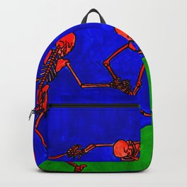 Red Dance, after Matisse Backpack