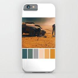 Mad M. iPhone Case