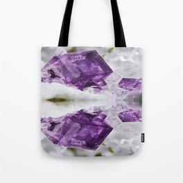 Amethyst Energy Tote Bag