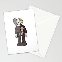 kaws paw  Stationery Cards