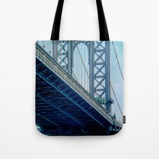 Manhattan Bridge - NYC Tote Bag
