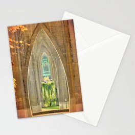 CATHEDRAL PARK ARCHES - ST. JOHNS Stationery Cards