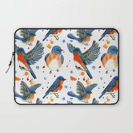 Bluebird Study Laptop Sleeve