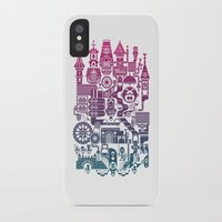 castle iPhone & iPod Cases featuring Castle Mama by C86 | Matt Lyon