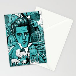 Kierkegaard Stationery Cards