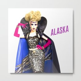 Alaska Thunderfuck 5000 - All Stars 2 Metal Print