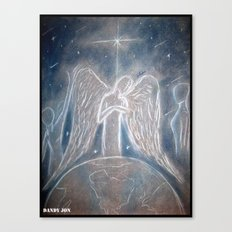 The Celestials Canvas Print
