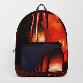 Travis Scot Astroworld Dark Backpack