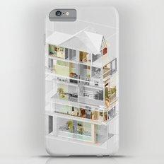 Mumbai/Toronto 1/2 Slim Case iPhone 6s Plus