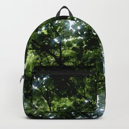 Nature and Greenery 7 Backpack