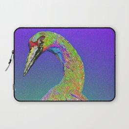 Windowpane Crane Laptop Sleeve