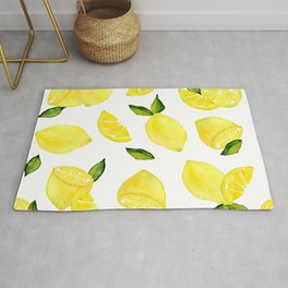 Make Lemonade! Rug