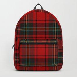Christmas Tartan Plaid Backpack