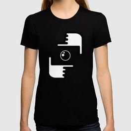 Hand Camera Icon T-shirt