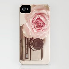 Rose & The Camera  Slim Case iPhone (4, 4s)