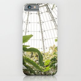 Tropical Greenhouse #1 iPhone Case