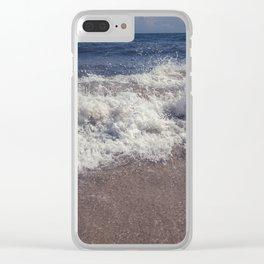 FireIsland Clear iPhone Case