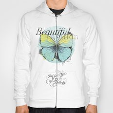 Beautiful Papillon ( butterfly ) Hoody