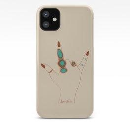Love Language iPhone Case