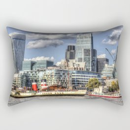 The Waverley and London Rectangular Pillow