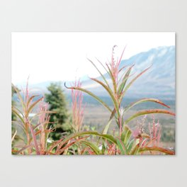 Rise Up | Wildflower Photography Canvas Print