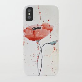 Poppy no 1 iPhone Case